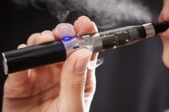Parents Worry E-Cigarette Smoking Will Lead To Tobacco Use