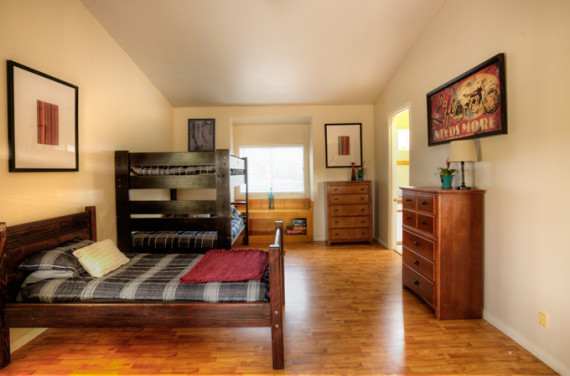 Bedroom at Our Inpatient Rehab for Men