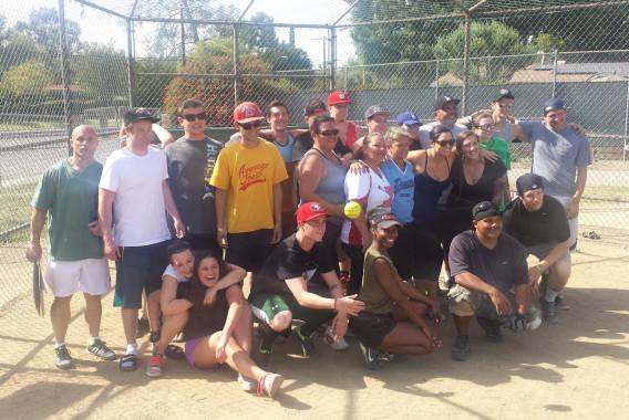 Bonding Over Softball During Drug Addiction Treatment