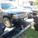 auto shop training life skills
