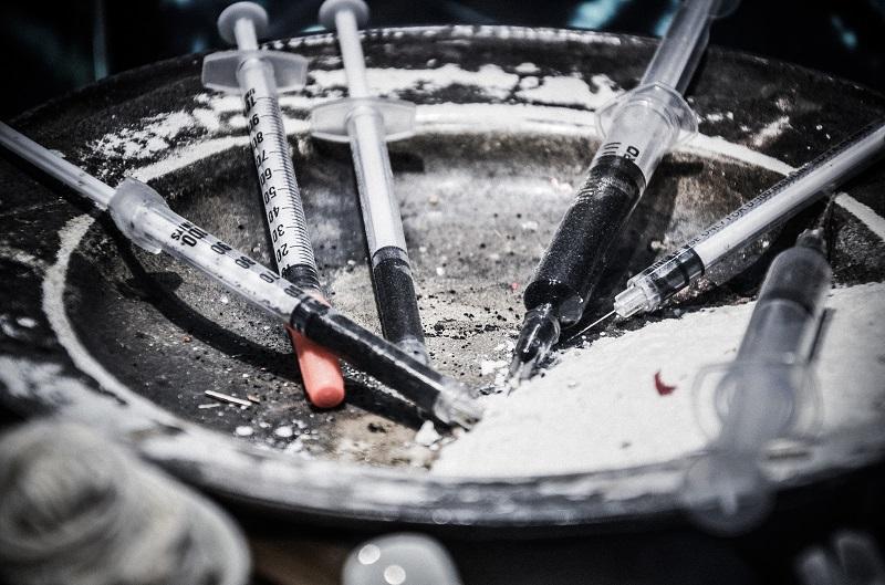 intravenous drug use