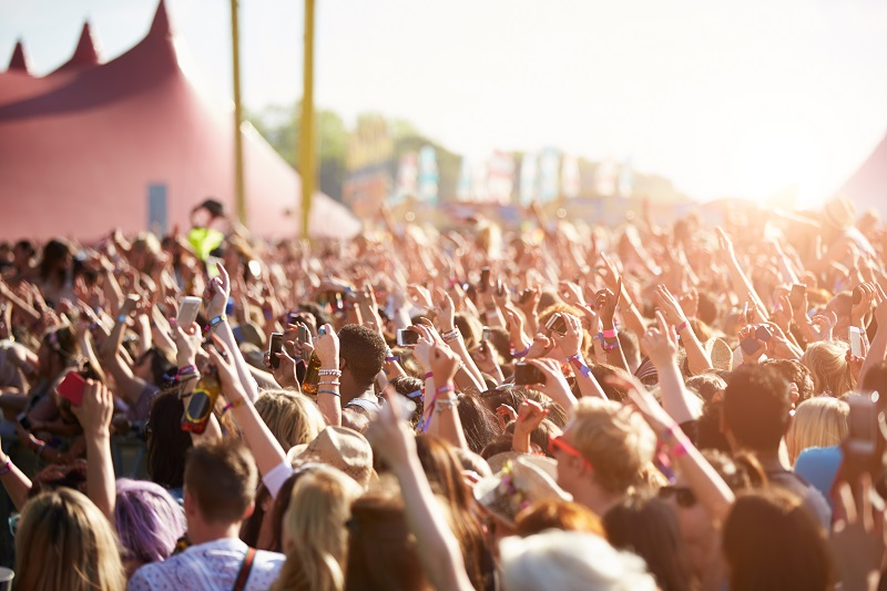 substance abuse at music festivals