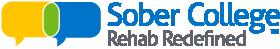 sober college logo