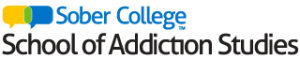 sober college school of addiction studies logo