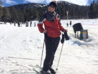 snowboarding and recovery