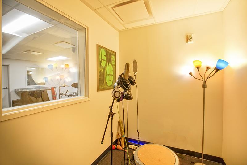 Sober College Los Angeles Music Studio