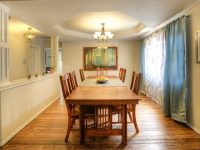 Sober College Womens Rehab Center Dining Room