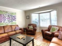Womens Rehab Center Sober College Living Room