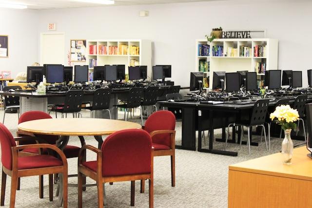 Academics: Main Room