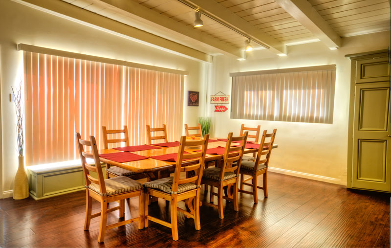 mens residential treatment center sober college keokuk dinning room