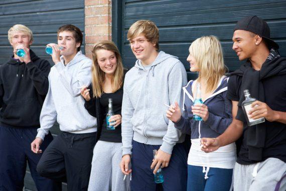 teen drug use rises