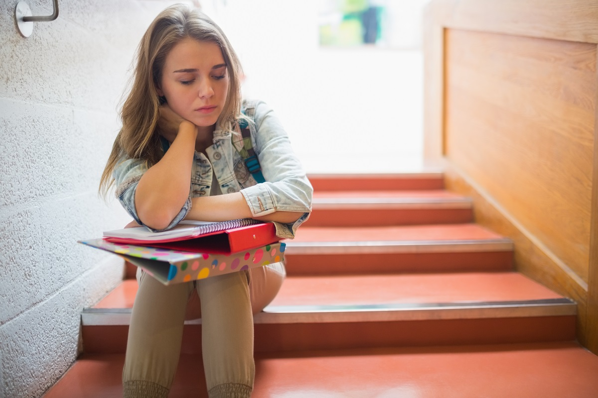 depression among college students