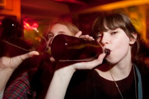 Underage Drinking is Far Too Common on College Campuses