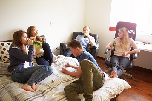 the problem of teen alcoholism and campus alcoholism