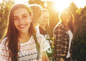 Young Woman Who Overcame College Drug Use