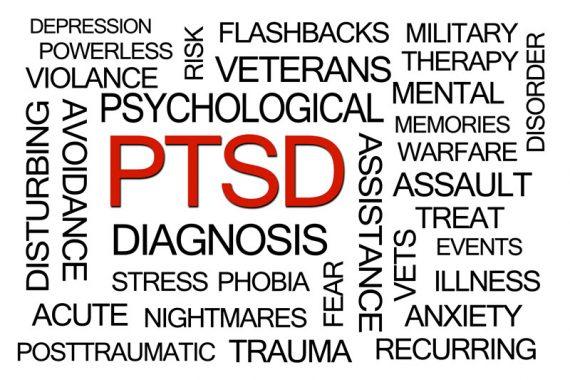 ptsd trauma addiction recovery