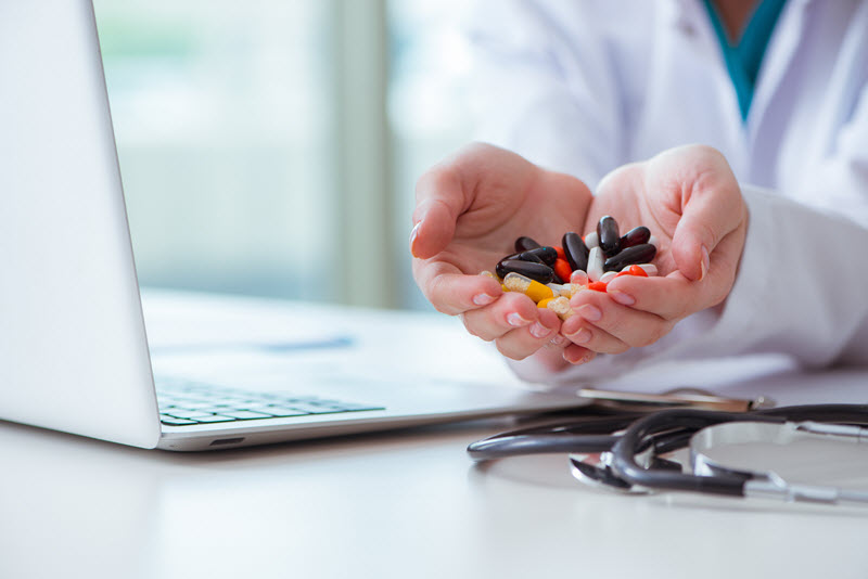 prescription drug monitoring systems